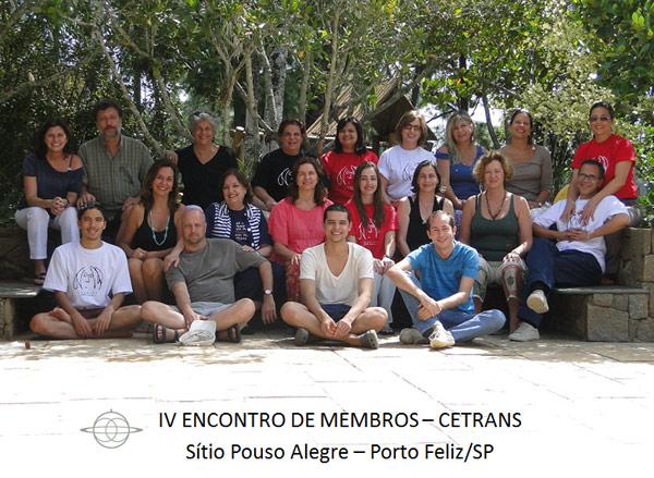 Participantes do encontro