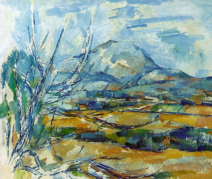 Morro de Santa Vitória - Cezanni